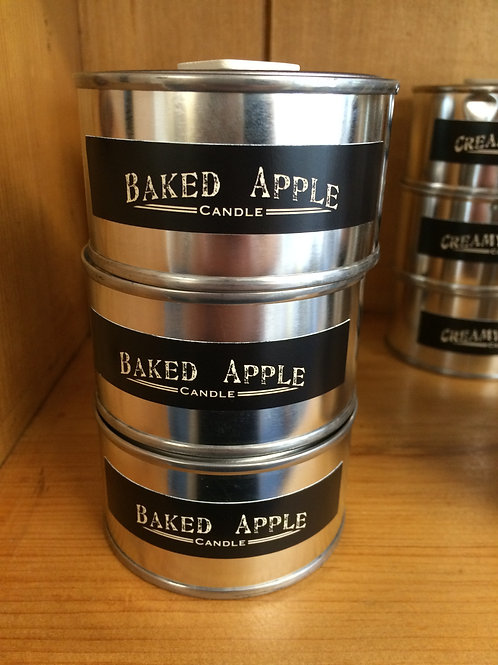 Baked Apple Scented Candle