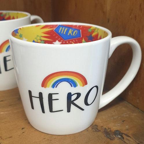 Hero inside out mug