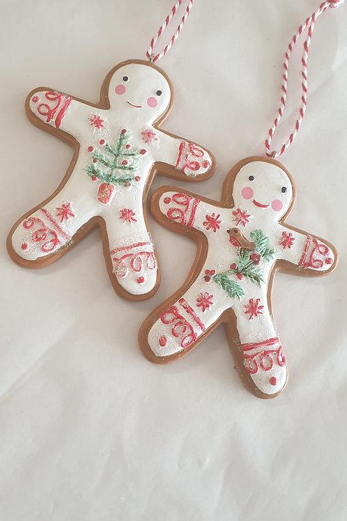 Gingerbread man (one)