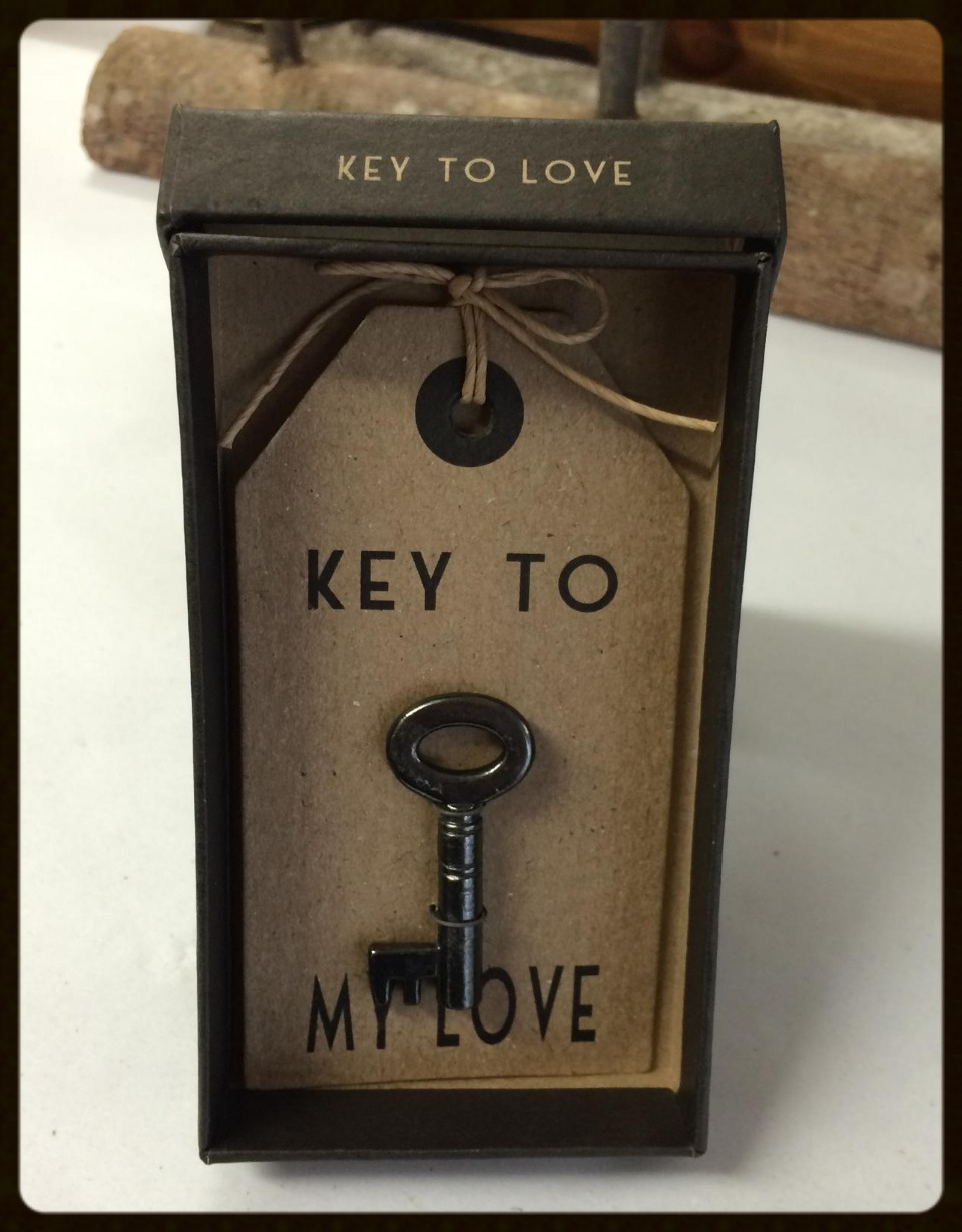 """Key to my love"" Key"