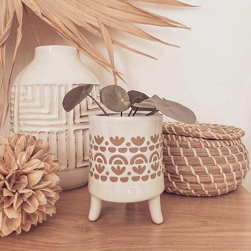 Ibiza planter pot