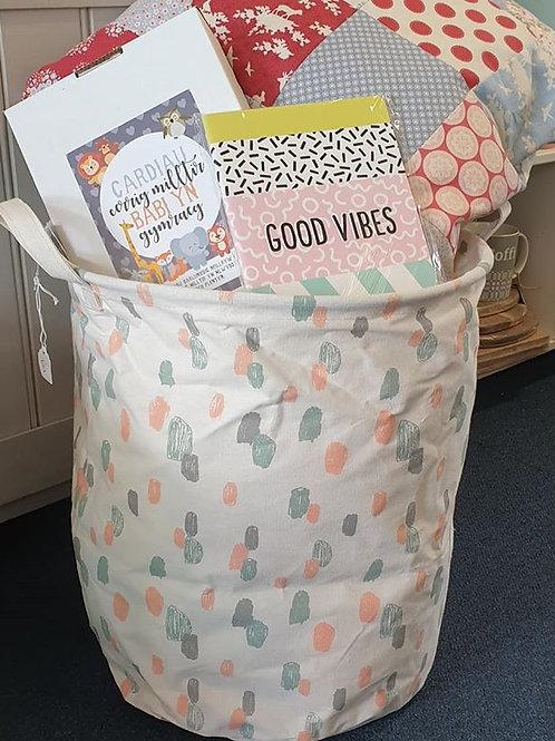 Pastel Smudge Storage Bags