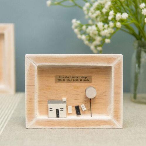 Little things Box Frame