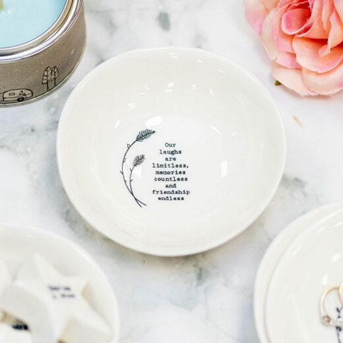 Our Laughs - Med Hedgerow Bowl
