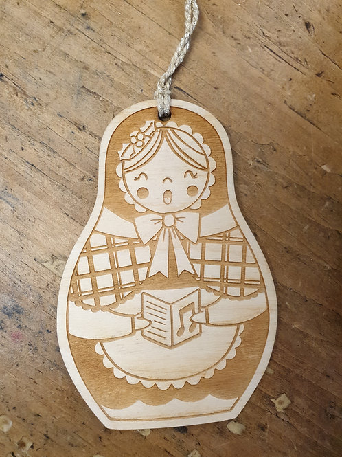 Welsh Doll tag