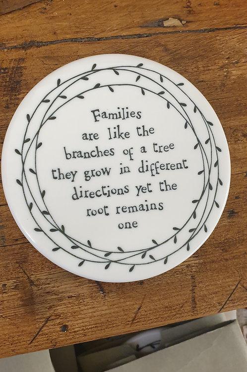 Families coaster