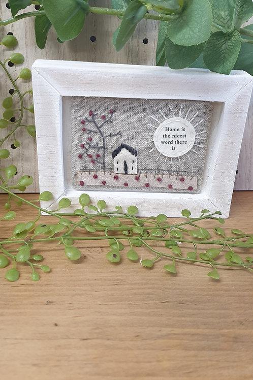 Home -box frame