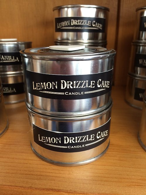 Lemon Drizzle Scented Candle