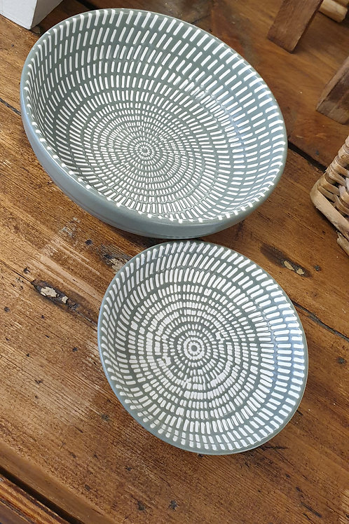 Pair of trinket dishes (set of 2)