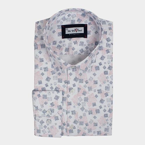 Cube Print Shirt