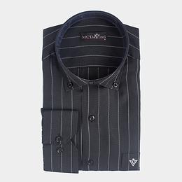 Black Stripe Shirt