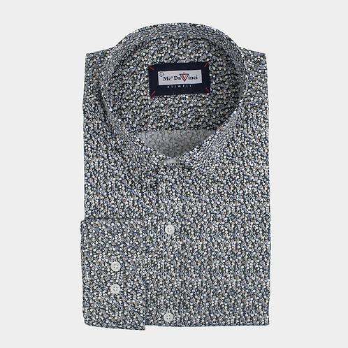 Circular Print Shirt