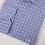 Thumbnail: Blue-Burgundy Check Shirt