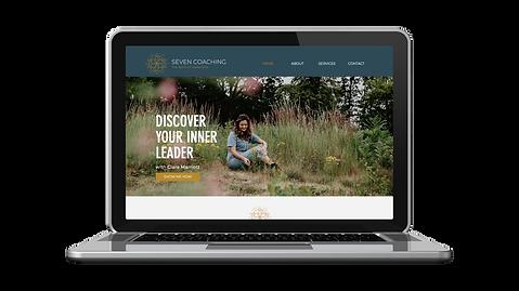 Clare Marriott Website Designed by Caitl