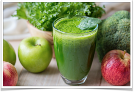 Green smoothie - better than a salad?