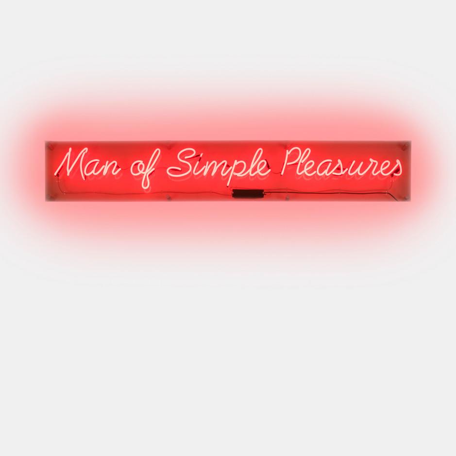 Man of Simple Pleasures