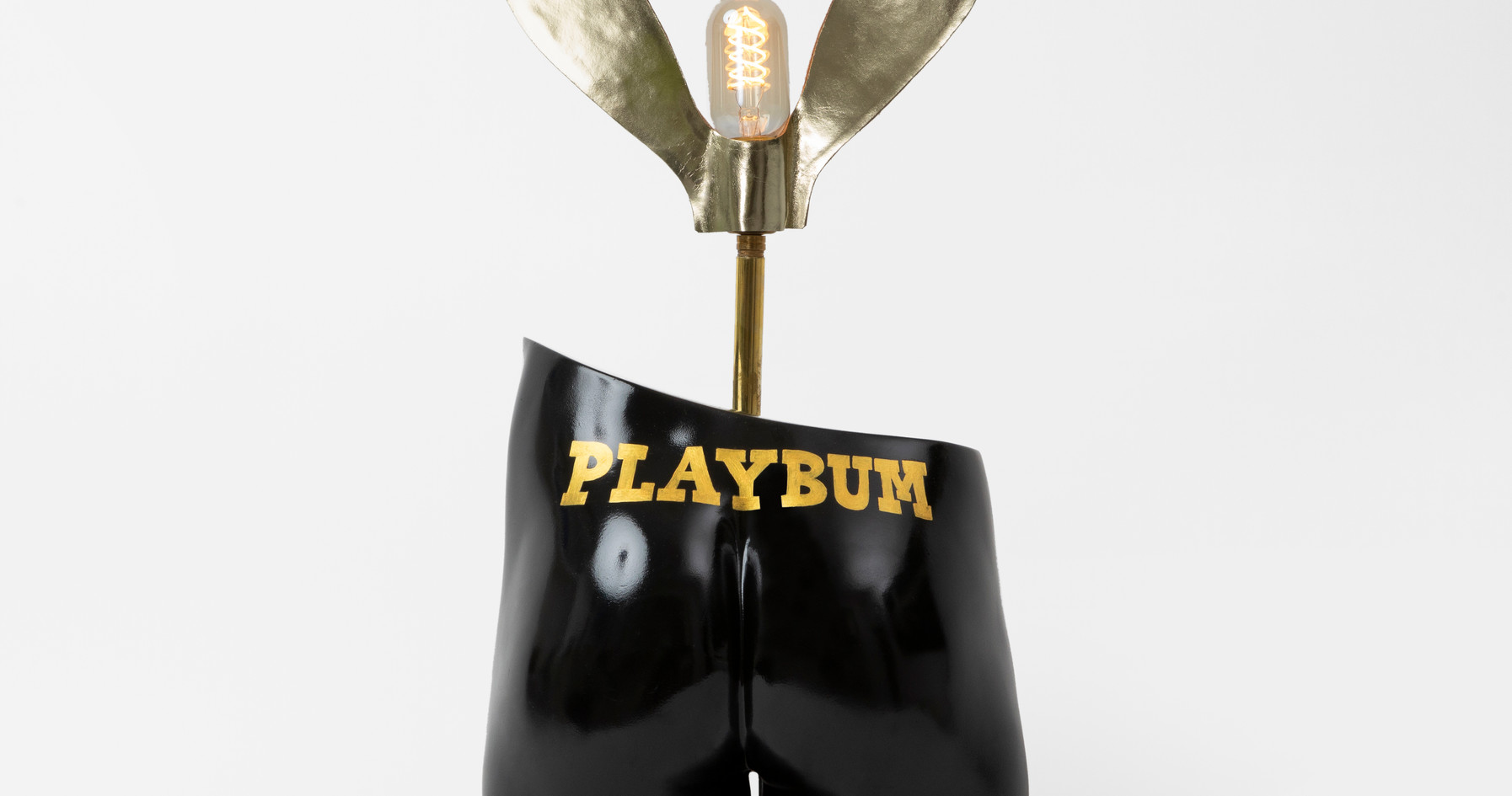 PlayBum Black and Gold Version