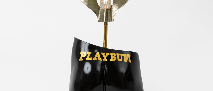 PlayBum Black and Gold Version