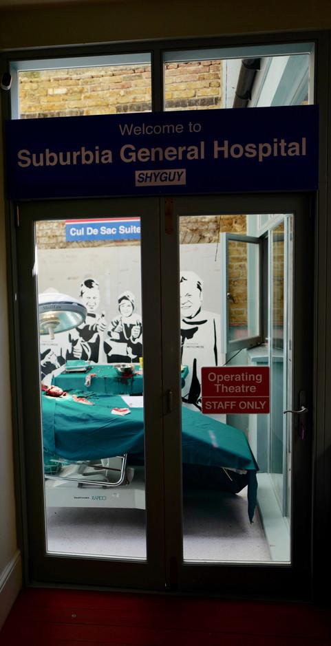 Suburbia General Hospital, Heart Removal Unit