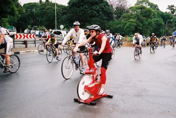 94.7 Cycle Challenge