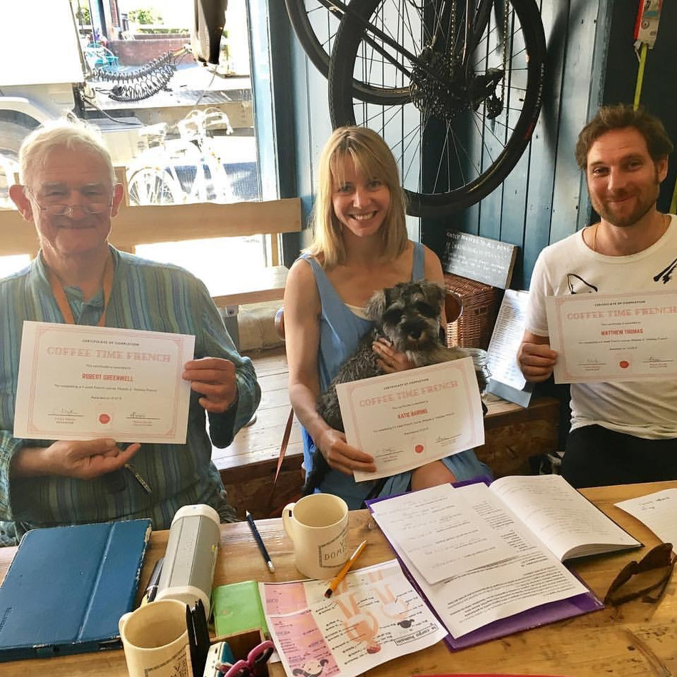 coffee-time-languages-certificates-end-of-language-course