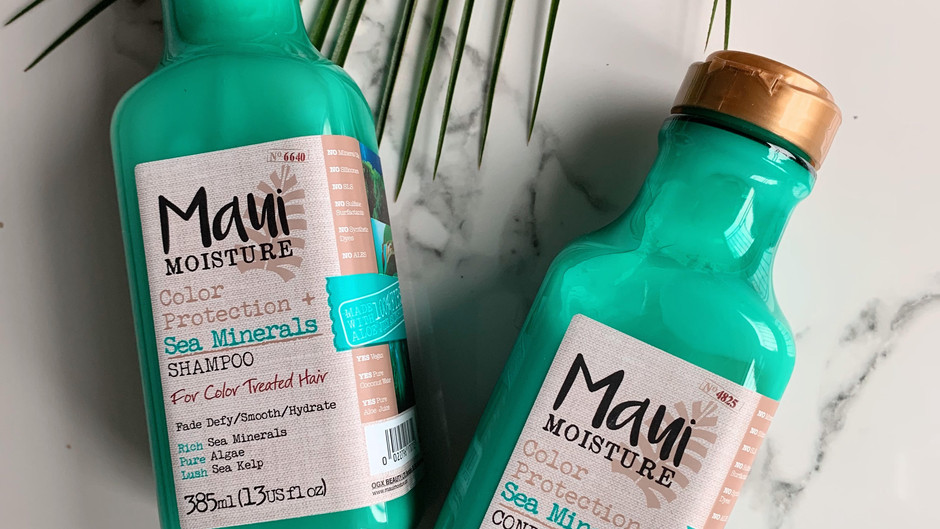 Vegan Haircare for a refreshing start to the day