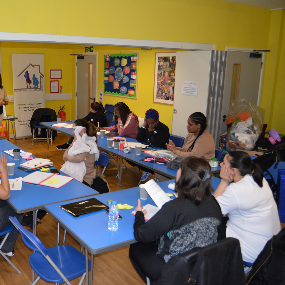 Mothers' Springboard Programme