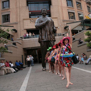 The Water Ballet Divas 2009