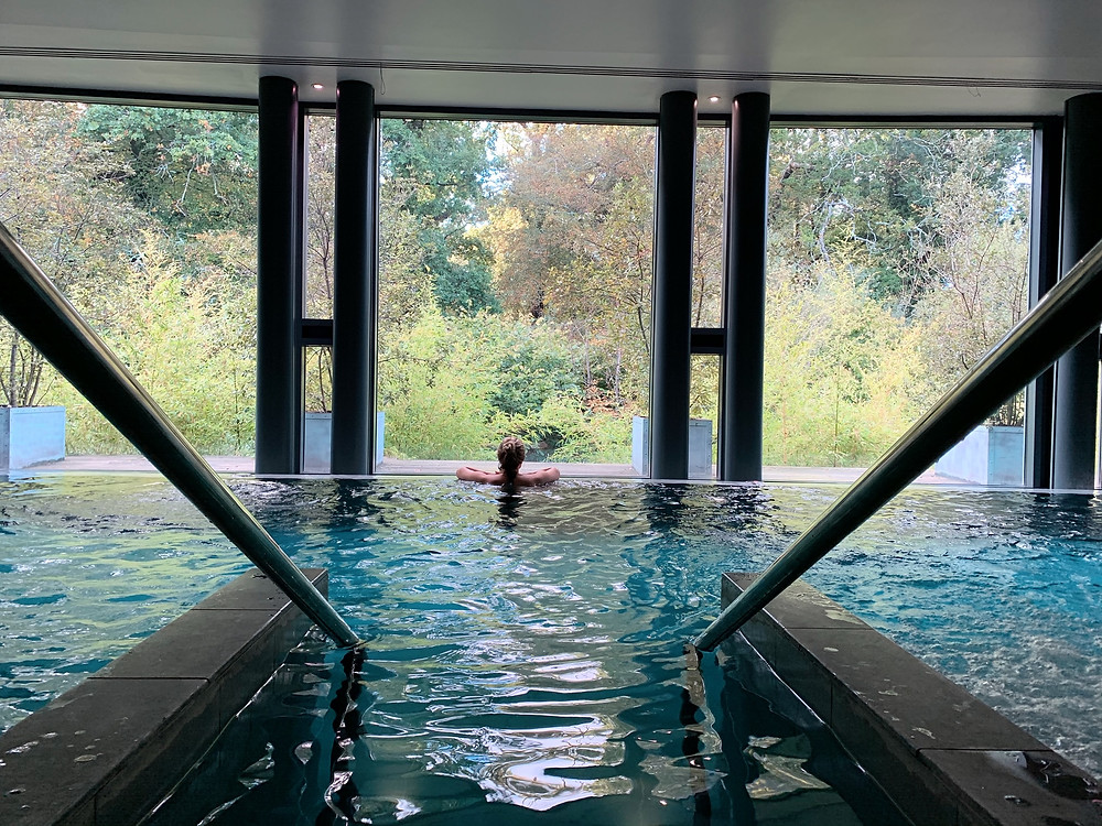 Limewood Hotel Hydrotherapy Pool