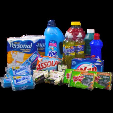 kit higiene 9 itens