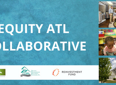 LIFTING NEIGHBORHOODS: JPMorgan Chase awards $4M to Equity Atlanta Collaborative