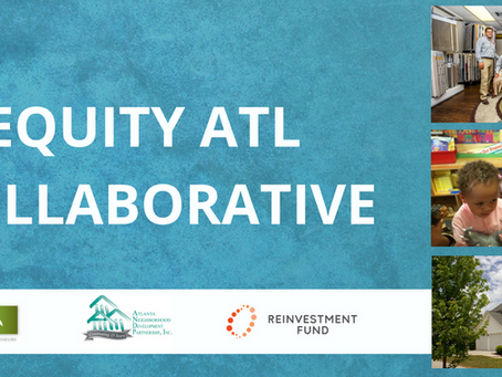 LIFTING NEIGHBORHOODS: JPMorgan Chase awards $4M to Equity Atlanta Collaborative
