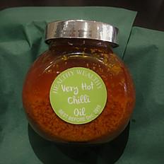 Very Hot Chilli Oil