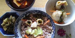 「日々心やすらかに」番外編               石川とうさんのお昼