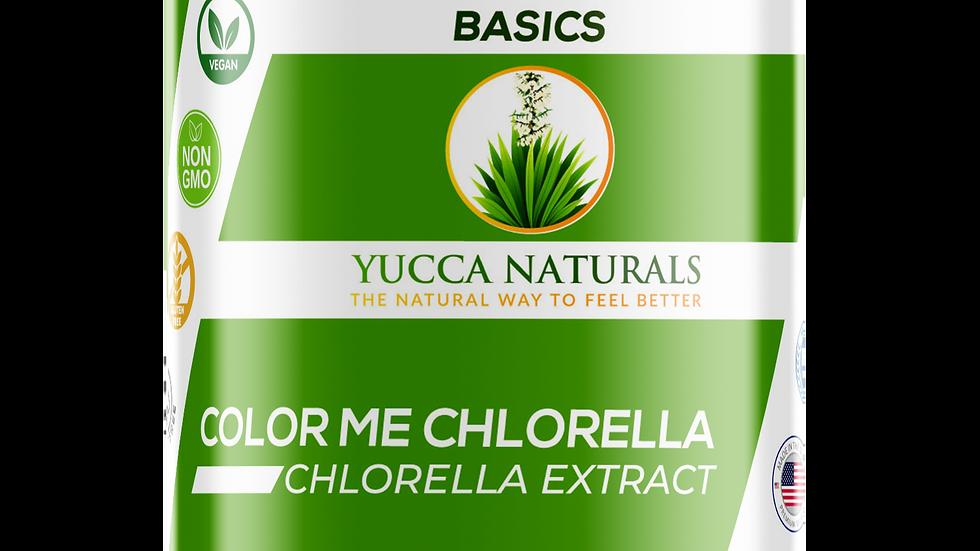 Color Me Chlorella CHLORELLA EXTRACT