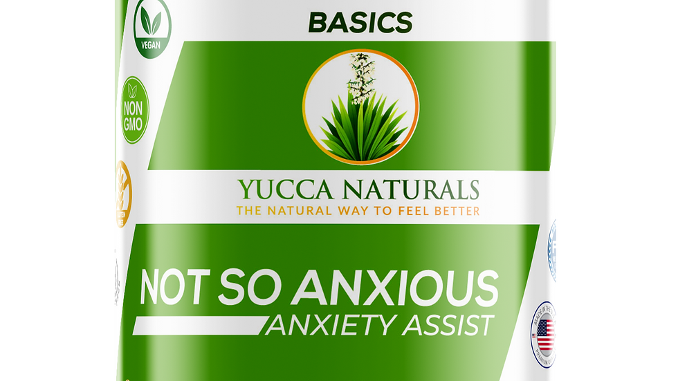 Not So Anxious ANXIETY ASSIST