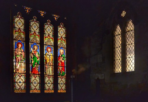 St Peter's Stained Glass Night