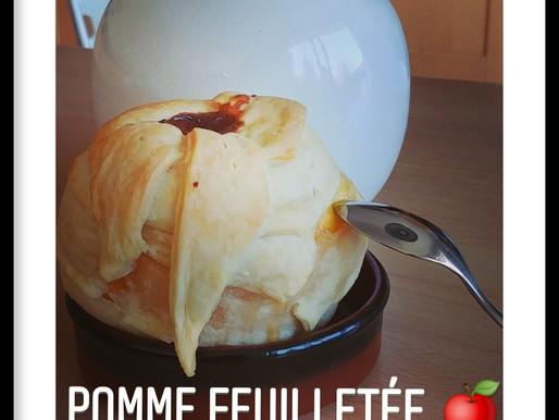Pomme feuilletée