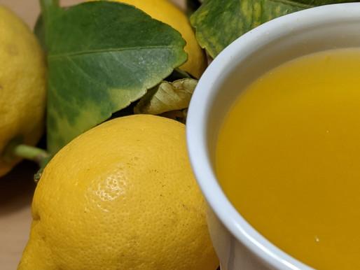 Infusion citron & curcuma 🍋