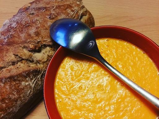 Soupe carottes et fenouils