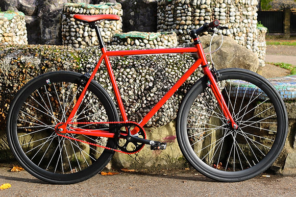 Teman - Red/Black -V10