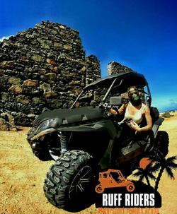 Ruff Riders Aruba UTV Tour