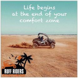 Aruba UTV Rental Ruff Riders