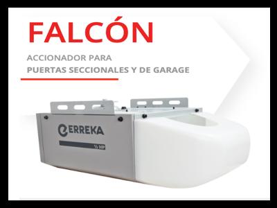 MOTOR DE CADENA ERREKA MODELO FALCON