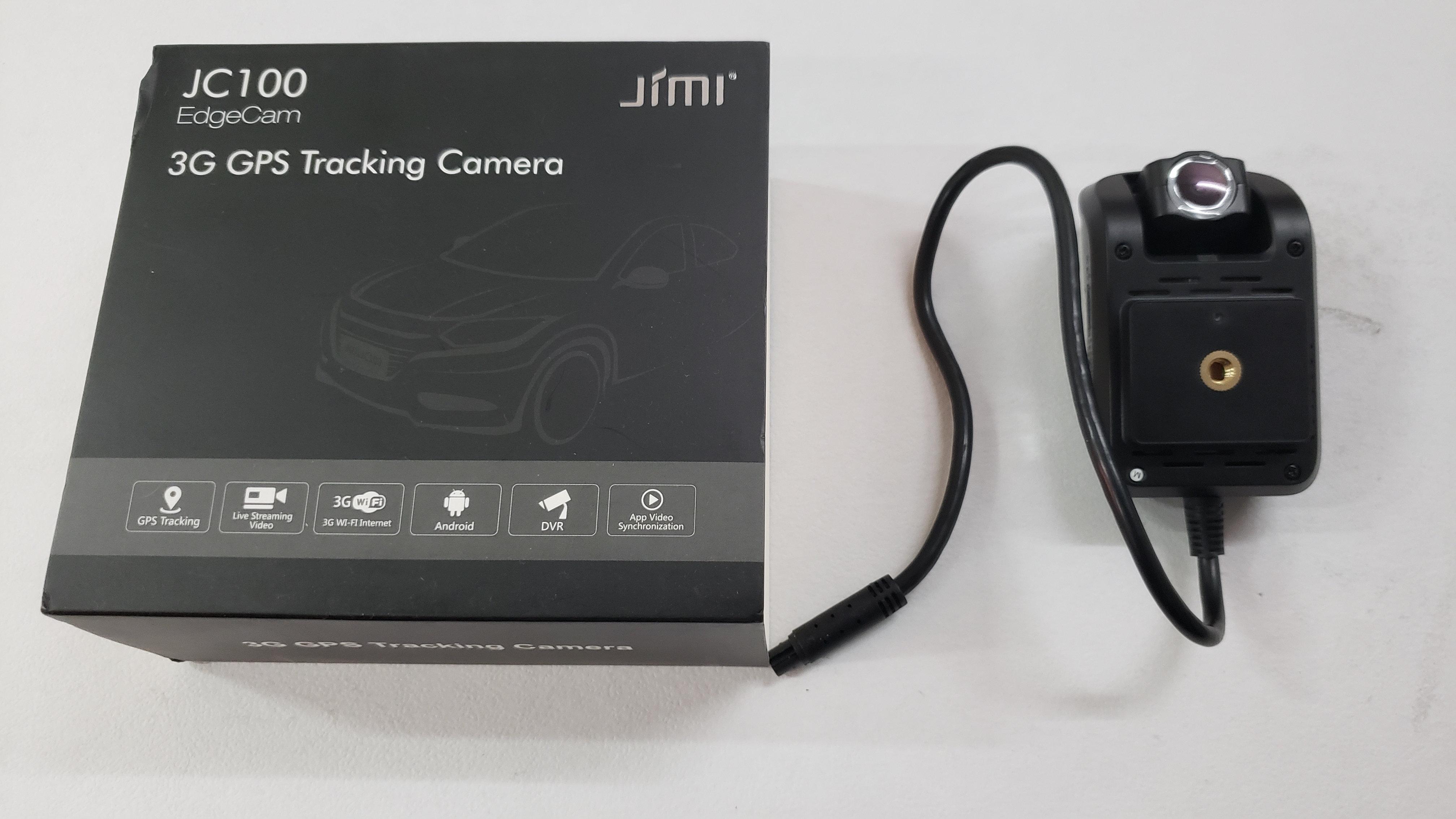 JC100 3G and WIFI Car Dash Camera DVR