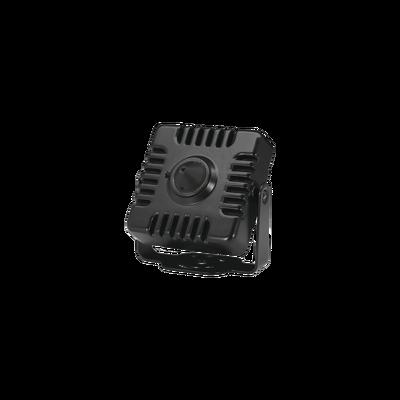Cámara Pinhole TurboHD 1080p, AHD, analogico/ lente 3.7 mm / WDR 100dB