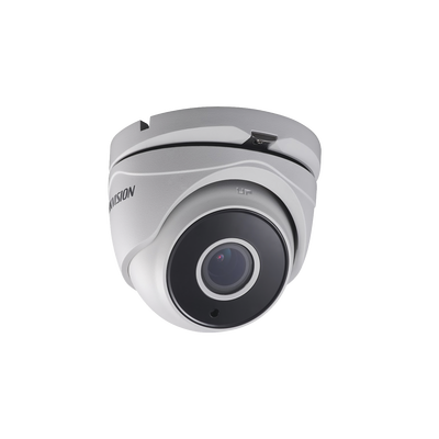 Cámara de Seguridad Hikvision Eyeball Turbo MOTORIZADA
