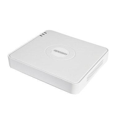 DVR HIKVISION 1080P lite / 16 Canales TURBOHD + 2 Canales IP / 1 Bahía de Disc