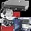 Thumbnail: Kit de 16 cámaras de Seguridad Hikvision Full HD 1080P 2.8mm