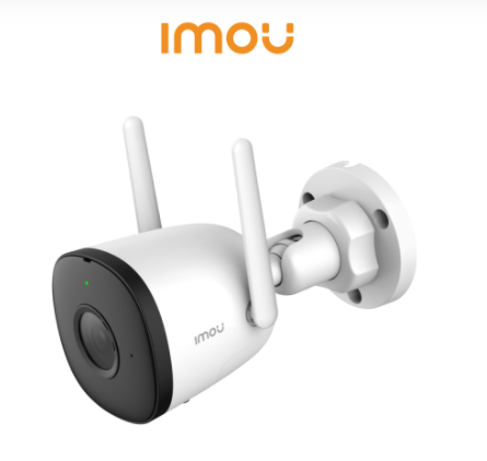 IMOU Bullet 2C - Camara IP Bullet Wifi de 2 Megapixeles/ Lente de 2.8mm/ 102 Gra